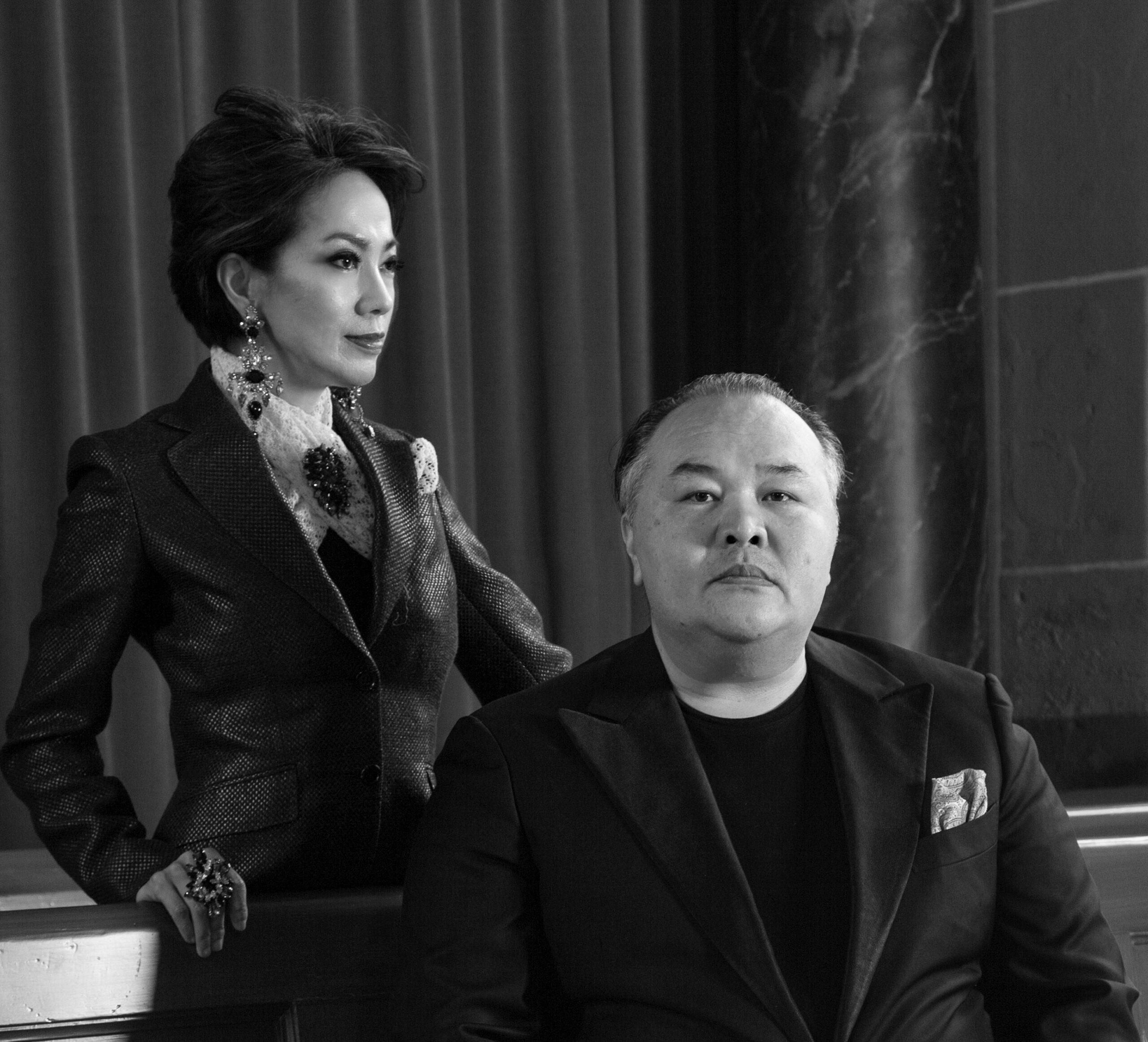 Imelda & Eduardo - Founders of BAROQCO